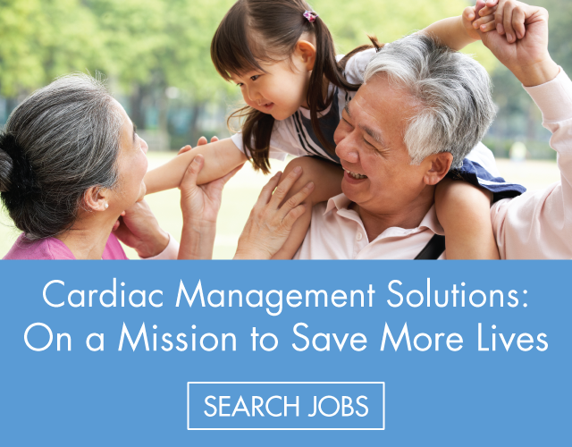 Cardiac Management Solutions: On a Mission to Save Lives